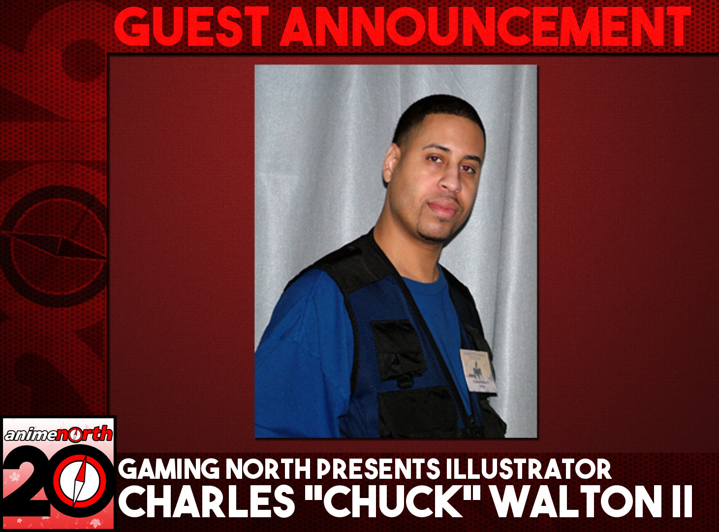 "Guest Updated: Charles ""Chuck"" Walton II"