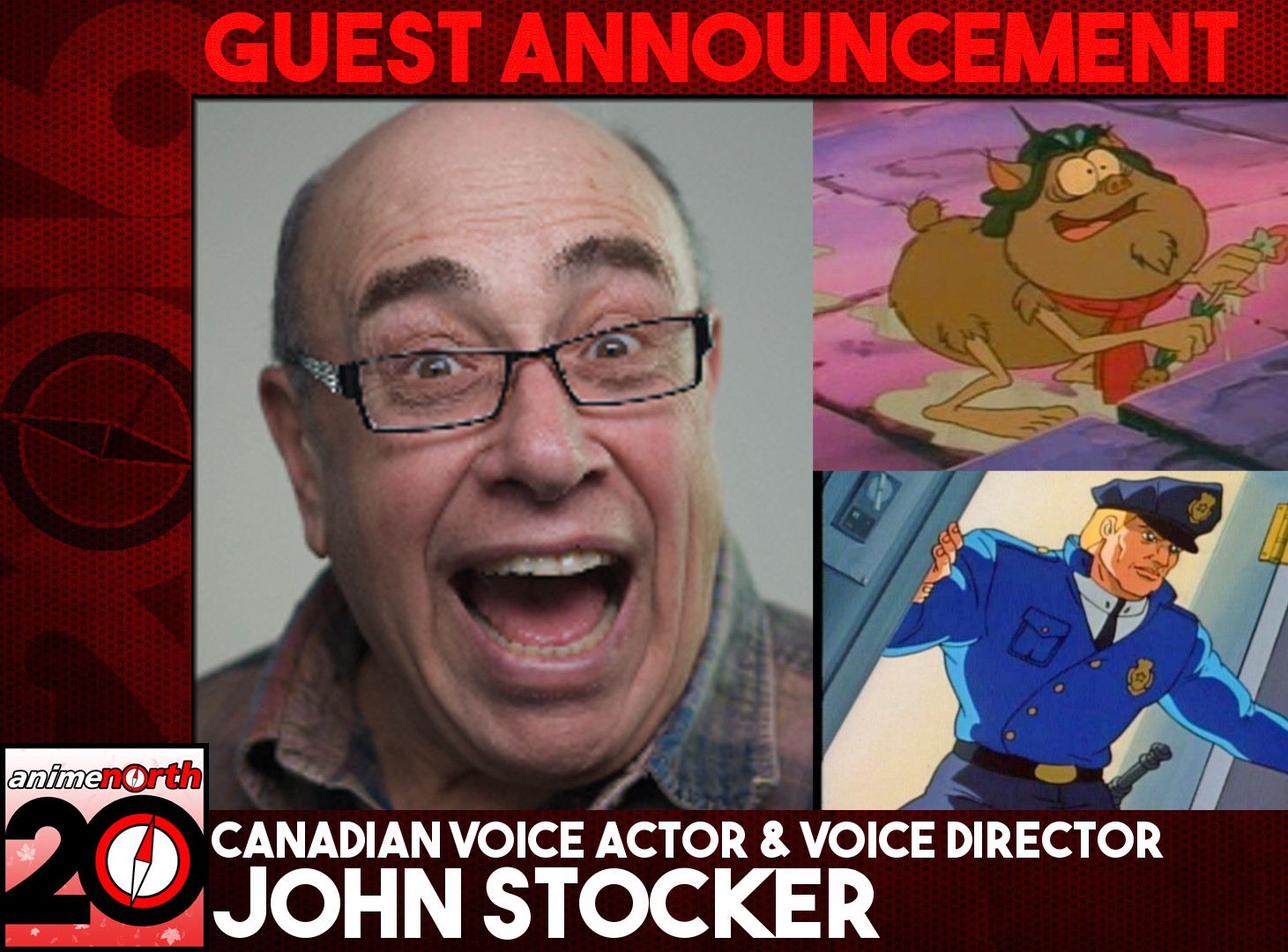 Guest Update: John Stocker