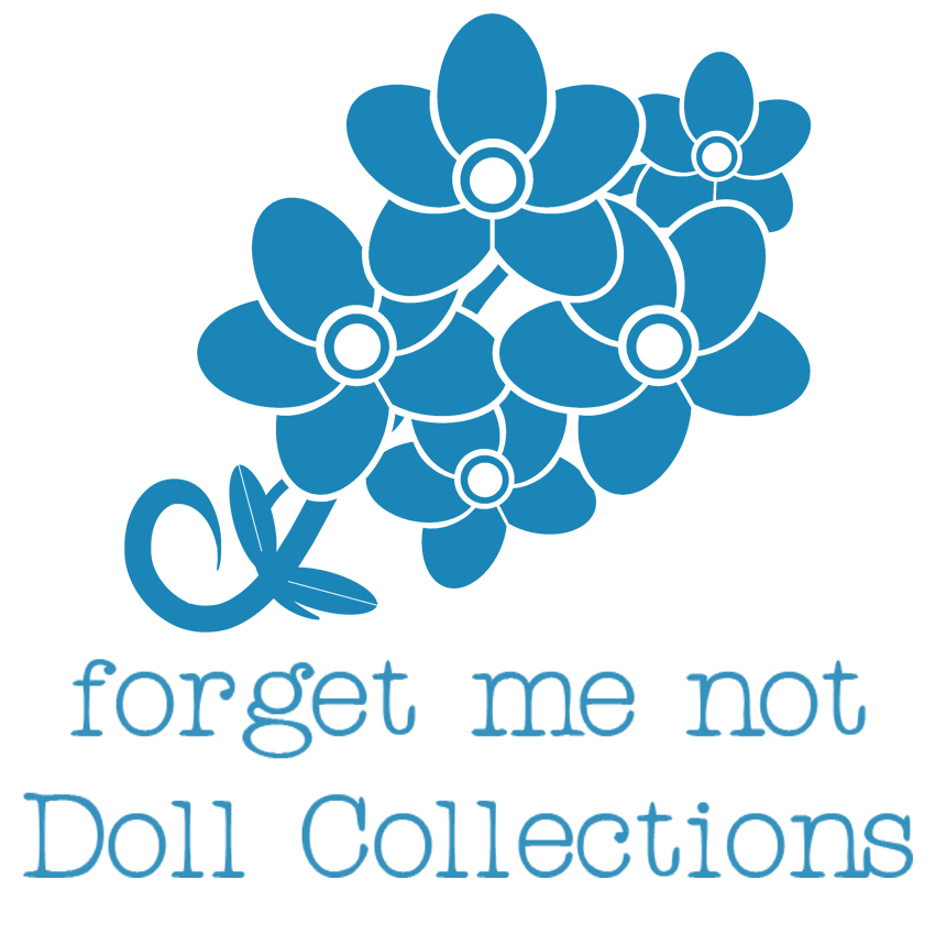 forget me not Doll Collections